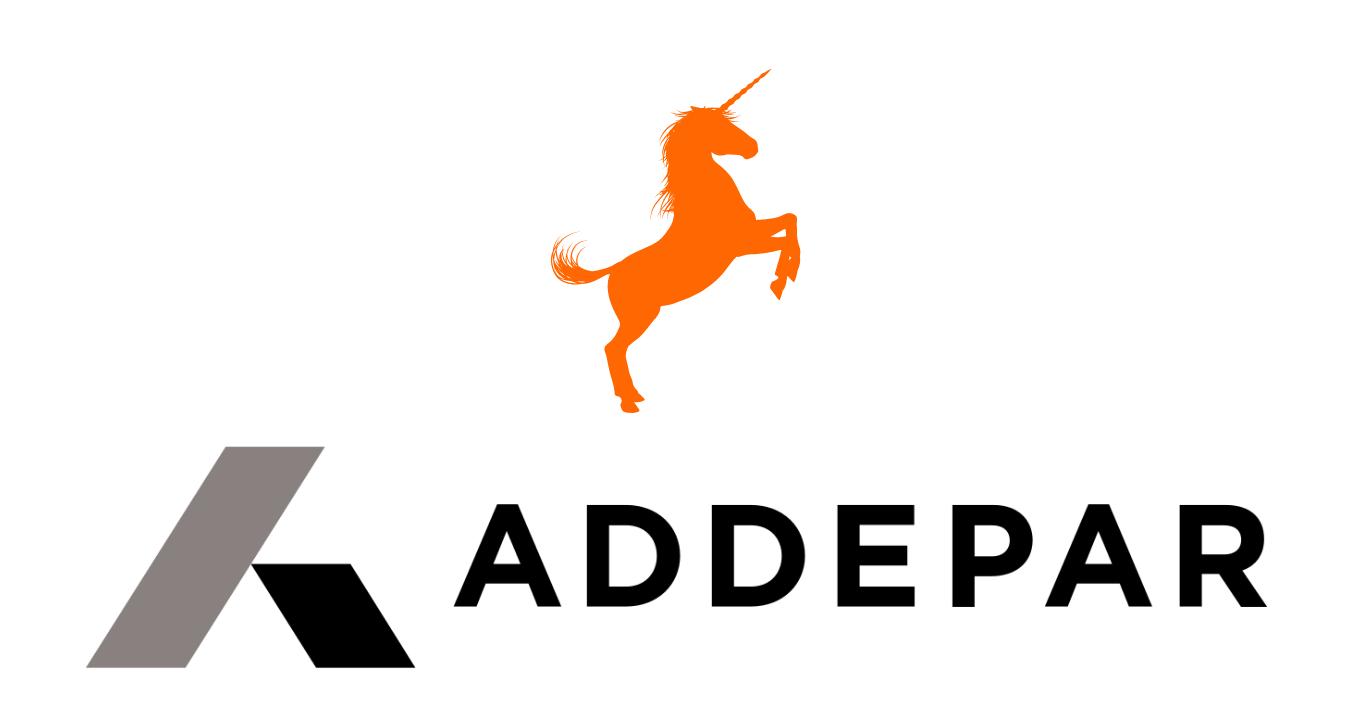 Unicorn Logo Addepar